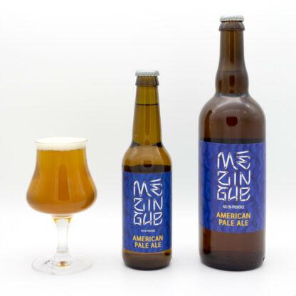 American Pale Ale - 33cl et 75cl