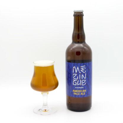 American Pale Ale - 75cl