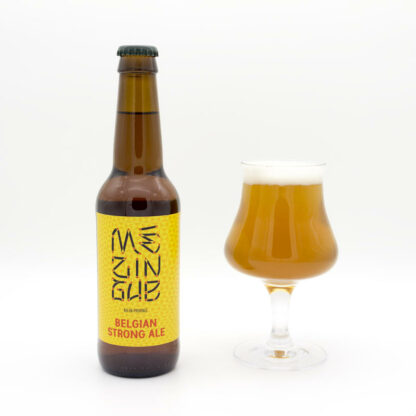Belgian Strong Ale - 33cl