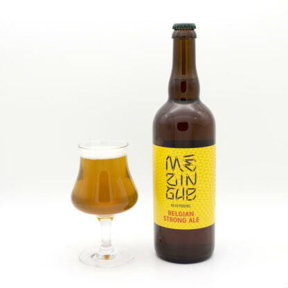 Belgian Strong Ale - 75cl